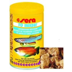 Sera Mixpur szárított, liofilizált díszhaltáp
