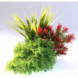 Sydeco Composition Tropical műnövény 20 cm