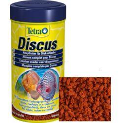TetraDiscus Staple Food granulátum díszhaltáp