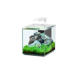 Aquatlantis Nano Cubic 20 akvárium szett fehér