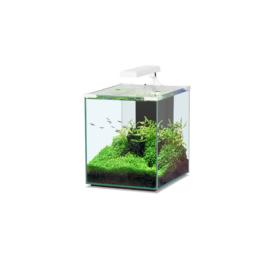 Aquatlantis Nano Cubic 30 akvárium szett fehér