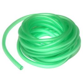 Flexibilis cső, zöld 12/16 mm