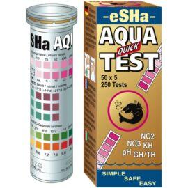 eSHa Aqua Quick Test vízteszt 50 db
