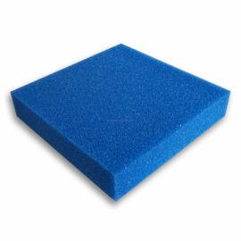 Szűrőszivacs kék 100x100x10 cm Durva