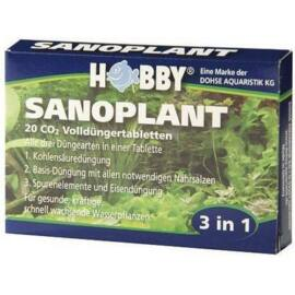Hobby Sanoplant gyökértáp (20 tab.)