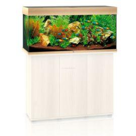 Juwel Rio 180 LED akvárium szett világos fa