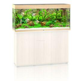 Juwel Rio 240 LED akvárium szett világos fa