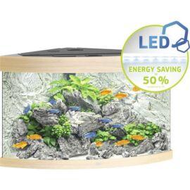 Juwel Trigon 190 LED akvárium szett világos fa