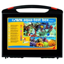 Sera Aqua-Test Box marin tesztfolyadék szett
