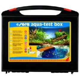 Sera Aqua-Test Box tesztfolyadék szett