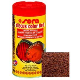 Sera Discus Color Red granulátum díszhaltáp 250 ml