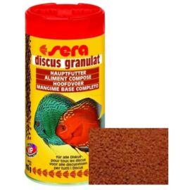 Sera Discus Granulat Nature granulátum díszhaltáp 250 ml