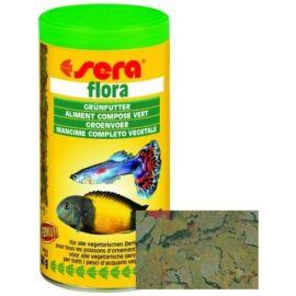 Sera Flora Nature lemezes díszhaltáp 250 ml