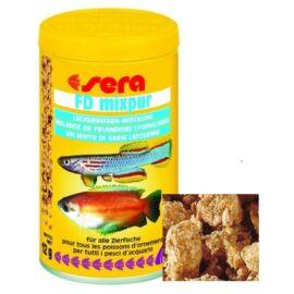 Sera Mixpur szárított, liofilizált díszhaltáp 100 ml