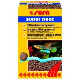 Sera Super Peat feketetőzeg granulátum 500 g