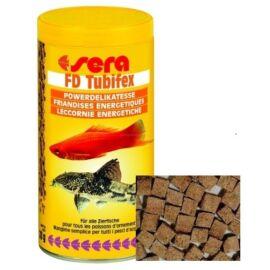 Sera Tubifex szárított, liofilizált díszhaltáp 250 ml