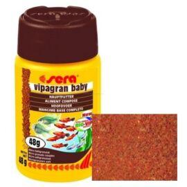 Sera Vipagran Baby ivadék díszhaltáp 100 ml