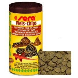 Sera Wels-Chips díszhaltáp 250 ml