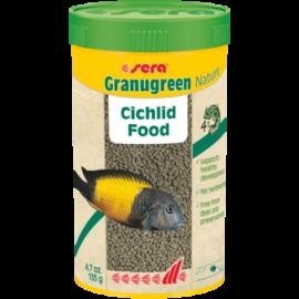 Sera Granugreen Nature granulátum díszhaltáp 250 ml