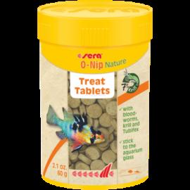 Sera O-nip Nature tabletta díszhaltáp 100 tab.