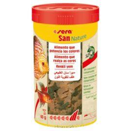 Sera San Nature lemezes díszhaltáp 250 ml