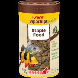 Sera Vipachips Nature díszhaltáp 250 ml