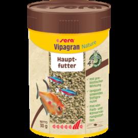 Sera Vipagran Nature granulátum díszhaltáp 100 ml