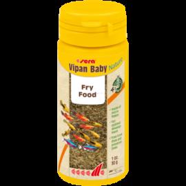 Sera Vipan Baby Nature ivadék díszhaltáp 50 ml