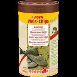 Sera Wels-Chips Nature díszhaltáp 250 ml