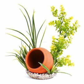 Sydeco Jar Plant műnövény 35 cm
