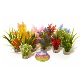 Sydeco Nano Fiesta Flower műnövény 14 cm