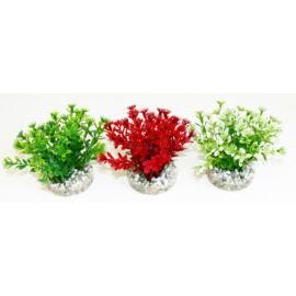 Sydeco Nano Flowering Bush műnövény 10 cm