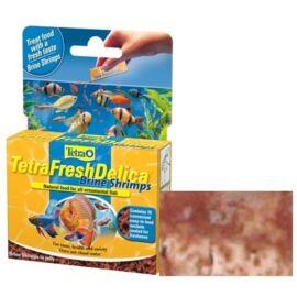 Tetra FreshDelica Brine Shrimps szárított, liofilizált díszhaltáp 48 g
