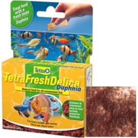Tetra FreshDelica Daphnia szárított, liofilizált díszhaltáp 48 g