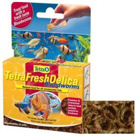 Tetra FreshDelica Bloaodworms szárított, liofilizált díszhaltáp 48 g