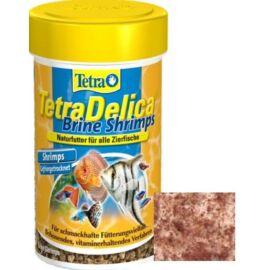 TetraDelica Brine Shrimps szárított, liofilizált díszhaltáp 100 ml