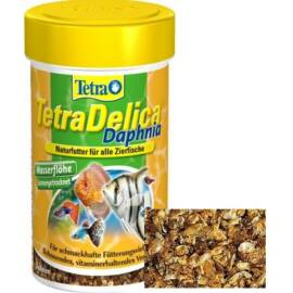TetraDelica Daphnia szárított, liofilizált díszhaltáp 100 ml
