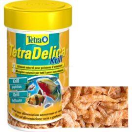 TetraDelica Krill szárított, liofilizált díszhaltáp 100 ml
