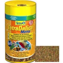 TetraDelica Menu szárított, liofilizált díszhaltáp 100 ml