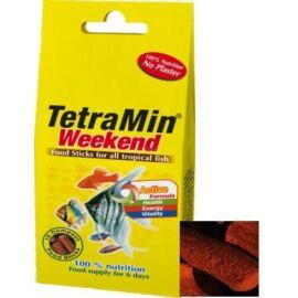 TetraMin Weekend vakáció díszhaltáp 20 db