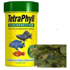 TetraPhyll Flakes lemezes díszhaltáp 250 ml