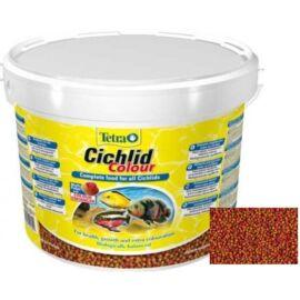 Tetra Cichlid Colour granulátum díszhaltáp 10 l